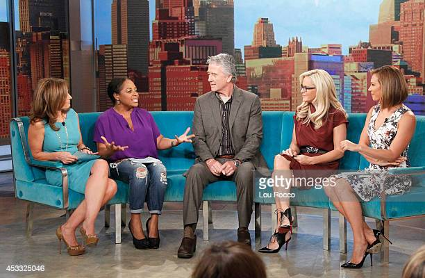 THE VIEW Ginger Zee and Suzy Welch are the guest cohosts today Thursday August 7 2014 Guests include Patrick Duffy international singing/songwriting...