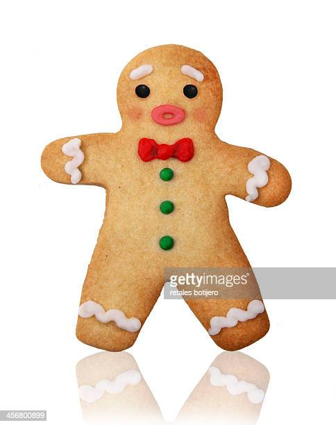 gingerbread man - gingerbread man stock photos and pictures