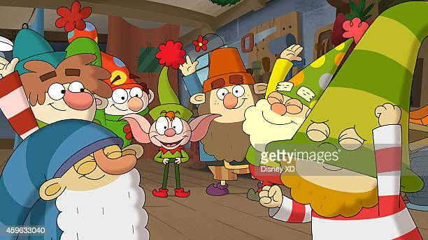 THE 7D 'Gingersnaps and Grumpy Snaps' In a special holiday episode Grumpy saves the life of an elf named Gingersnap and Happy must figure out how to...