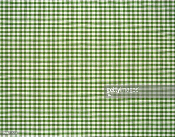 Gingham Check, Close Up