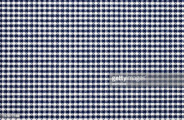 gingham pattern fabric - plaid stock pictures, royalty-free photos & images