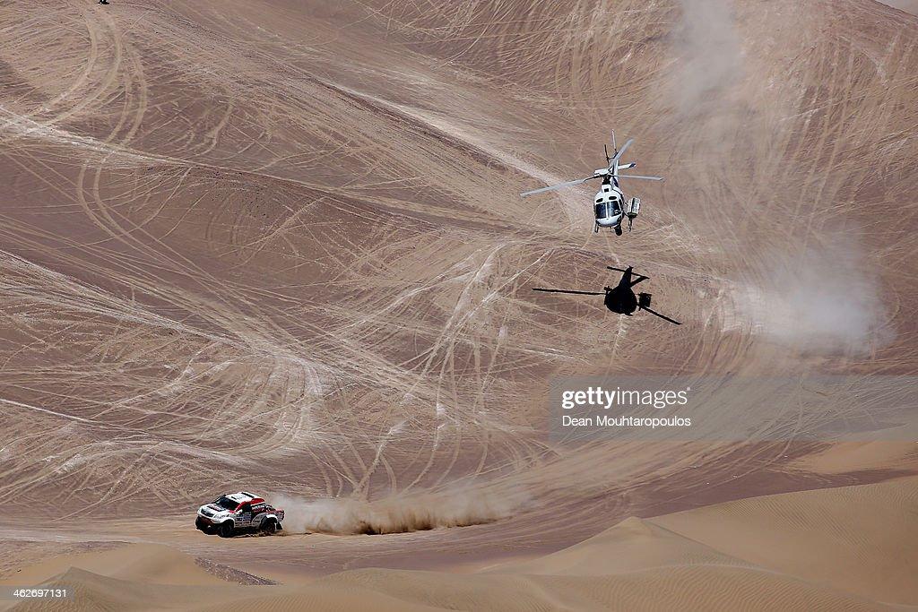 2014 Dakar Rally - Nine