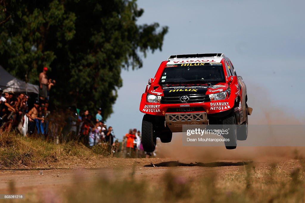 2016 Dakar Rally - Prologue