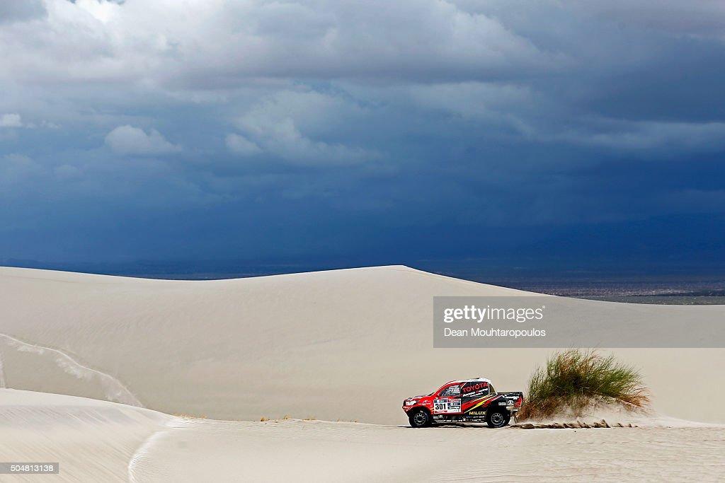 2016 Dakar Rally - Day Eleven