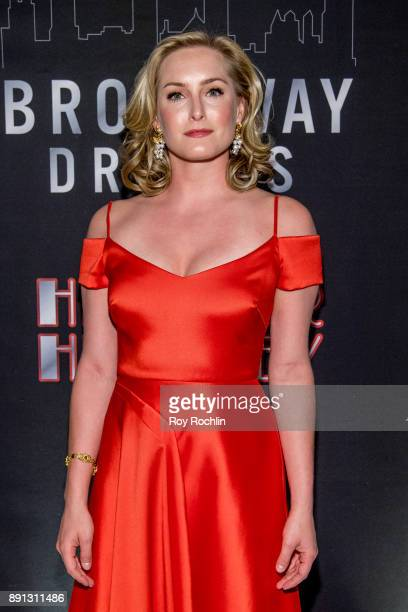 Ginna Le Vine attends the10th Annual Broadway Dreams Supper at The Plaza Hotel on December 12 2017 in New York City