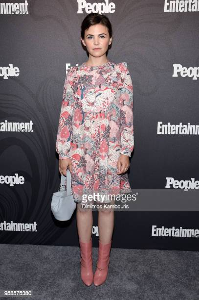 Ginnifer Goodwin attends Entertainment Weekly PEOPLE New York Upfronts celebration at The Bowery Hotel on May 14 2018 in New York City