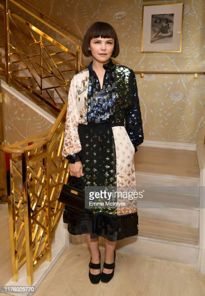 Ginnifer Goodwin attends Glamour x Tory Burch Women To Watch Lunch at Tory Burch Rodeo on September 20 2019 in Beverly Hills California