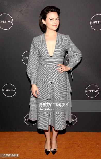 Ginnifer Goodwin attends Lifetime's Female Directors and Leading Actresses 2019 Winter Television Critics Association Press Tour at The Langham...