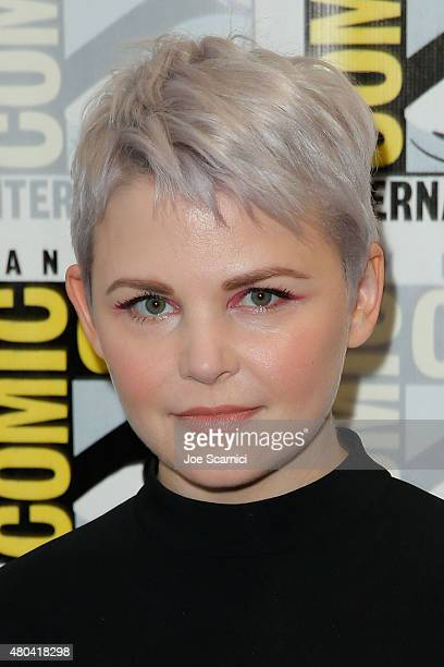 Ginnifer Goodwin attends the Once Upon a Time press line at ComicCon International 2015 Day 3 on July 11 2015 in San Diego California