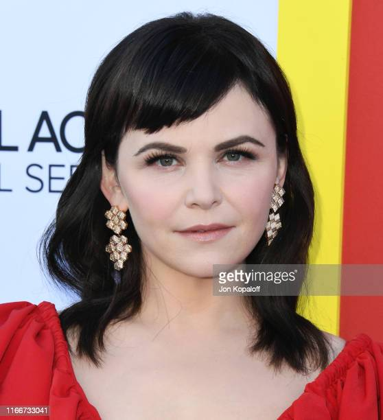 Ginnifer Goodwin attends the LA Premiere Of CBS All Access' Why Women Kill at Wallis Annenberg Center for the Performing Arts on August 07 2019 in...