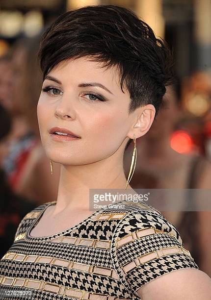 Ginnifer Goodwin attends the Something Borrowed Los Angeles Premiere on May 3 2011 in Hollywood California
