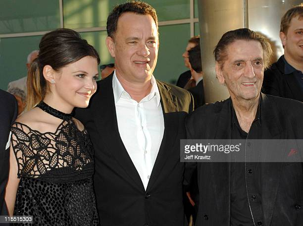 Ginnifer Goodwin Tom Hanks executive producer and Harry Dean Stanton