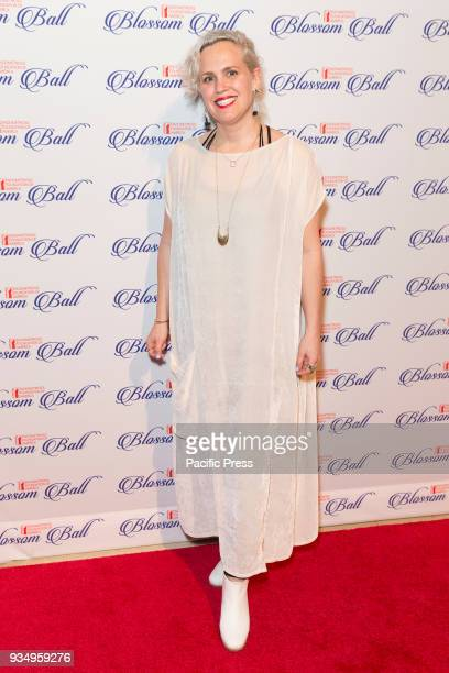 Ginny Suss attends Endometriosis Foundation of America 9th Annual Blossom Ball at Cipriani 42nd street