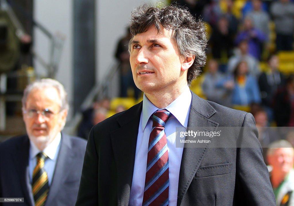 Soccer - nPower Championship - Watford v Leeds United : News Photo