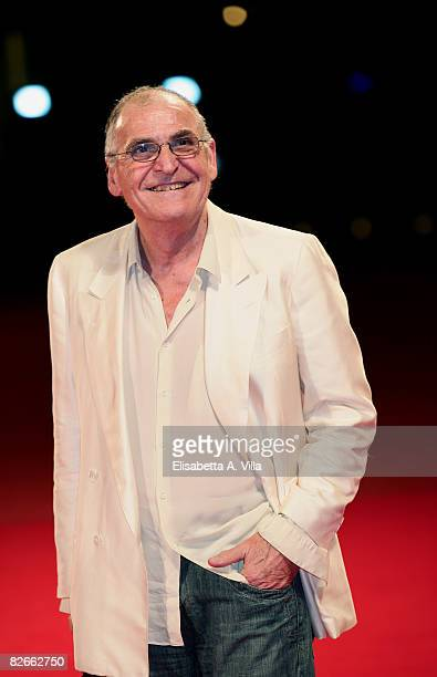 Gino Santercole attends the 'Yuppi Du' premiere during the 65th Venice Film Festival on September 4 2008 in Venice Italy