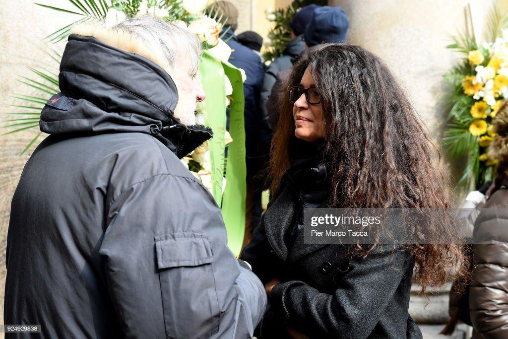 Gian Marco Moratti Funeral Service In Milan