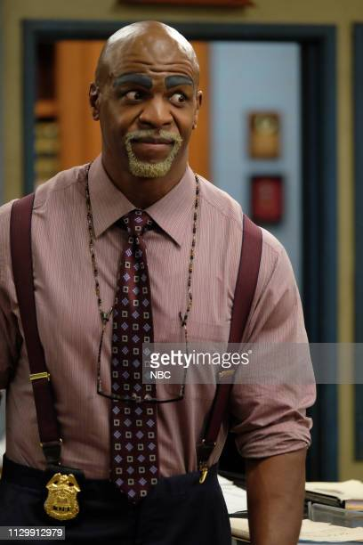 NINE Gintars Episode 611 Pictured Terry Crews as Terry Jeffords