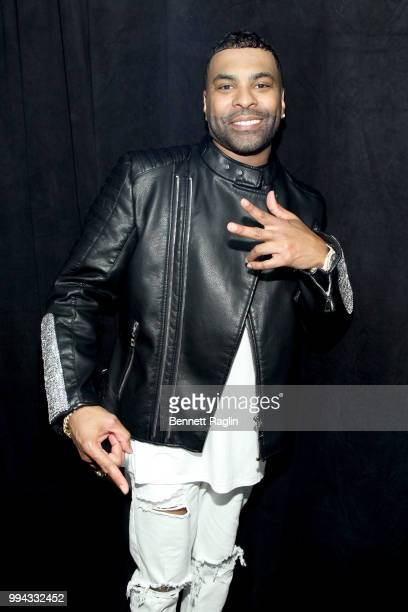 Ginuwine attends the 2018 Essence Festival presented by CocaCola Day 3 at Louisiana Superdome on July 7 2018 in New Orleans Louisiana