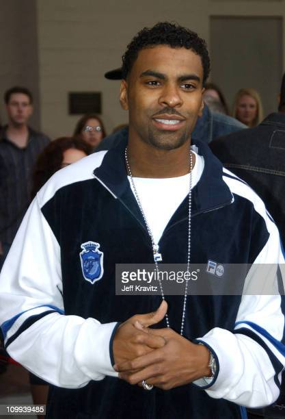 Ginuwine during 31st Annual American Music Awards Arrivals at Shrine Auditorium in Los Angeles California United States