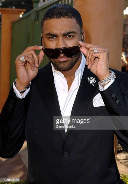 Ginuwine during 33rd Annual American Music Awards Arrivals at Shrine Auditorium in Los Angeles California United States