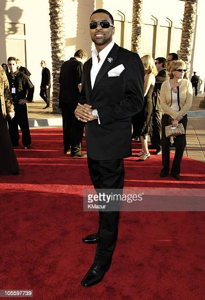 Ginuwine during 33rd Annual American Music Awards Red Carpet at Shrine Auditorium in Los Angeles California United States