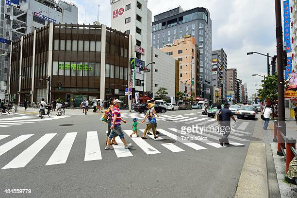 Ginza street view