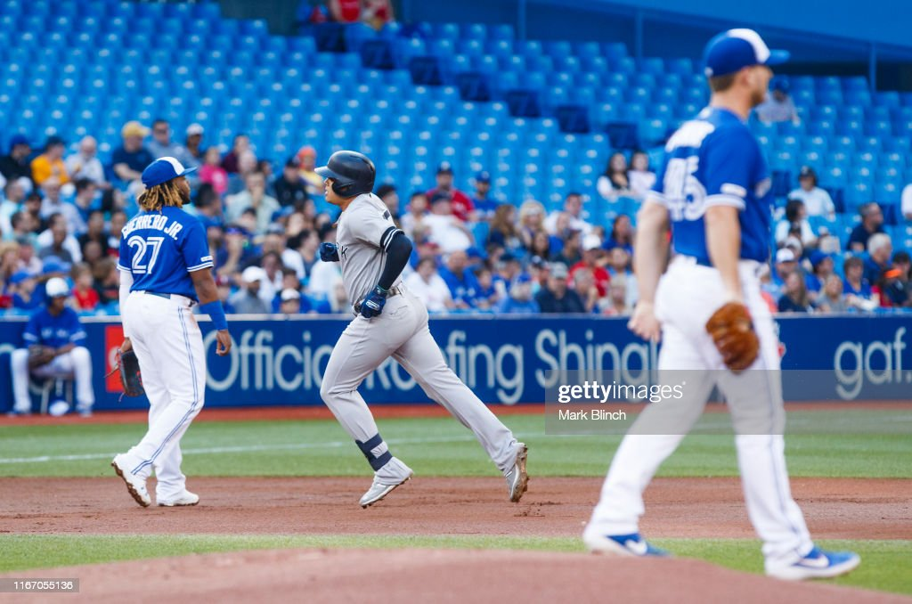 New York Yankees v Toronto Blue Jays : News Photo