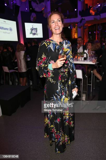 Gioia von Thun during the PIN Party at Pinakothek der Moderne on November 24 2018 in Munich Germany