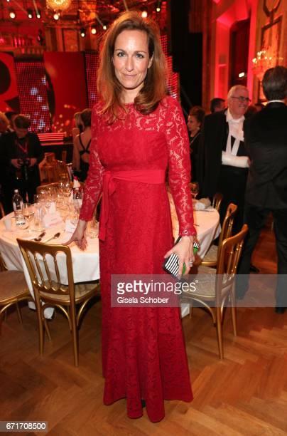 Gioia von Thun during the ROMY award at Hofburg Vienna on April 22 2017 in Vienna Austria