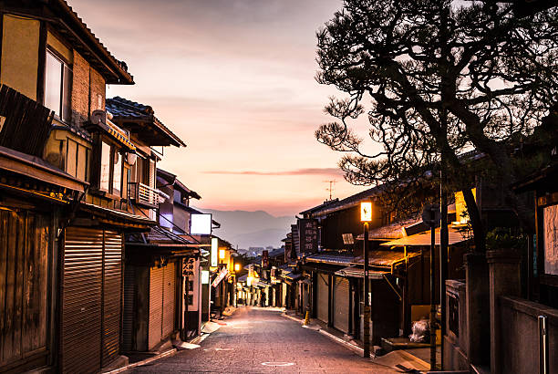 Gion traditional heart of Kyoto