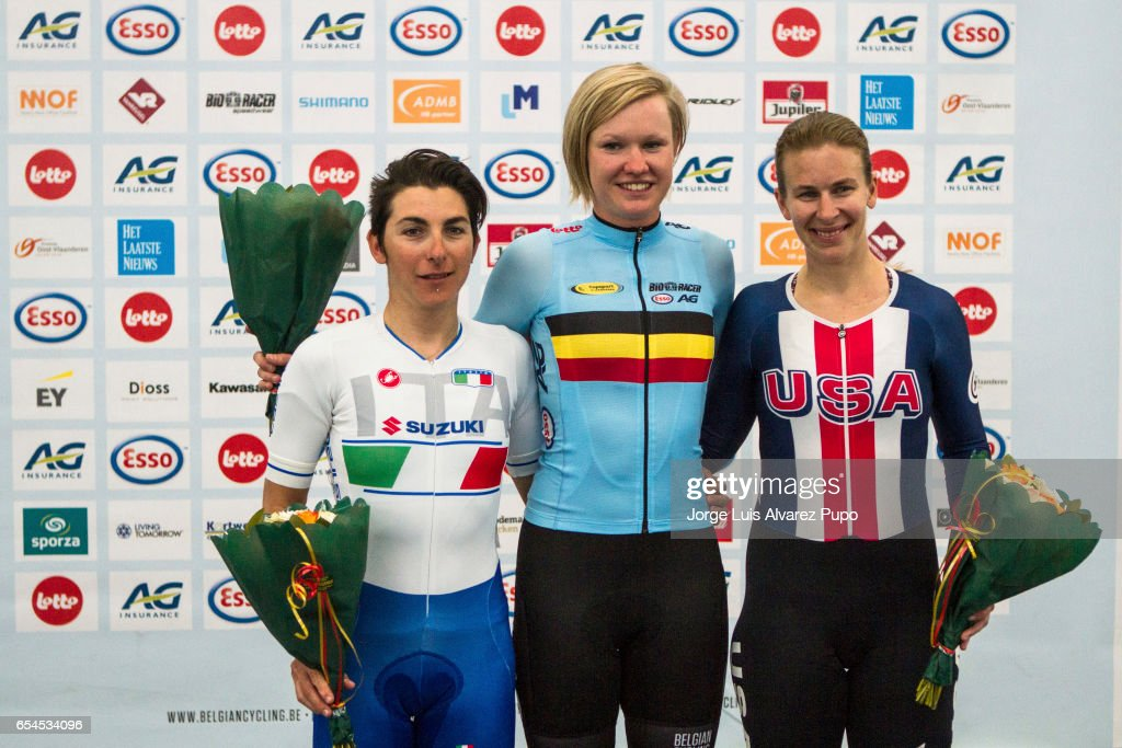 Belgian International Track Meeting 2017 - Day 1