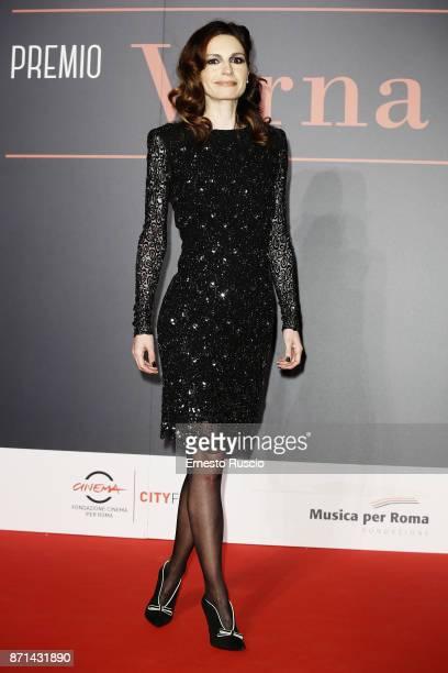 Giorgia Ferrero attend The Virna Lisi Award at Auditorium Parco Della Musica on November 7 2017 in Rome Italy