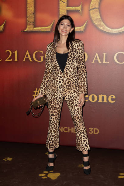 "ITA: ""Il Re Leone"" (The Lion King) Red Carpet"
