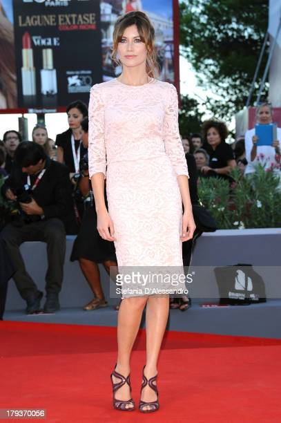 "Giorgia Wurth attends the ""The Zero Theorem"" Premiere during the 70th Venice International Film Festival at Sala Grande on September 2, 2013 in..."