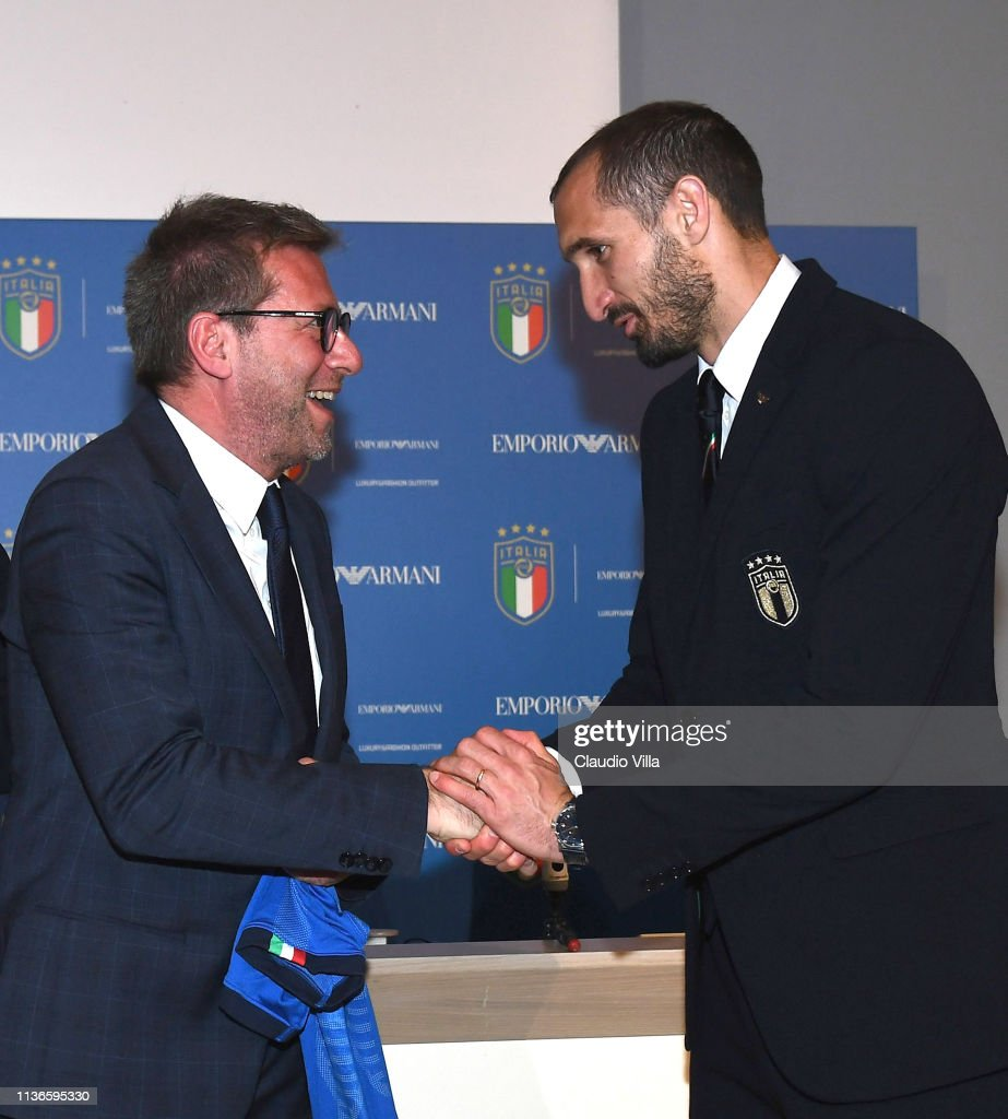 ITA: Italy Unveils New Partnership With Armani