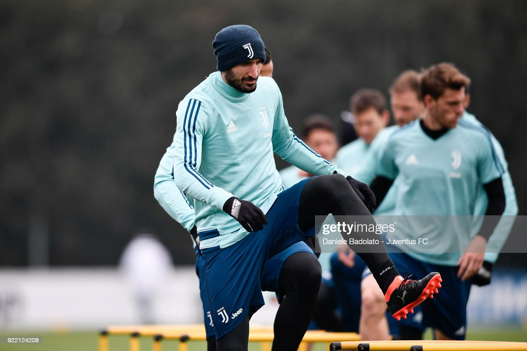 Juventus Training Session : News Photo