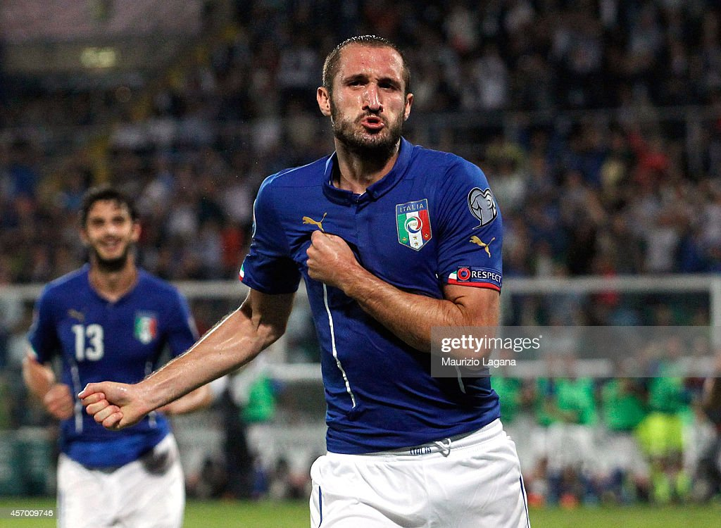 Italy v Azerbaijan - EURO 2016 Qualifier : News Photo