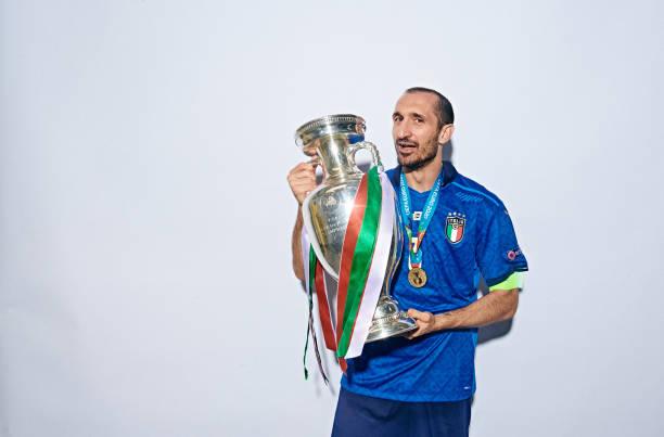 GBR: Italy Champions Portraits - UEFA Euro 2020: Final