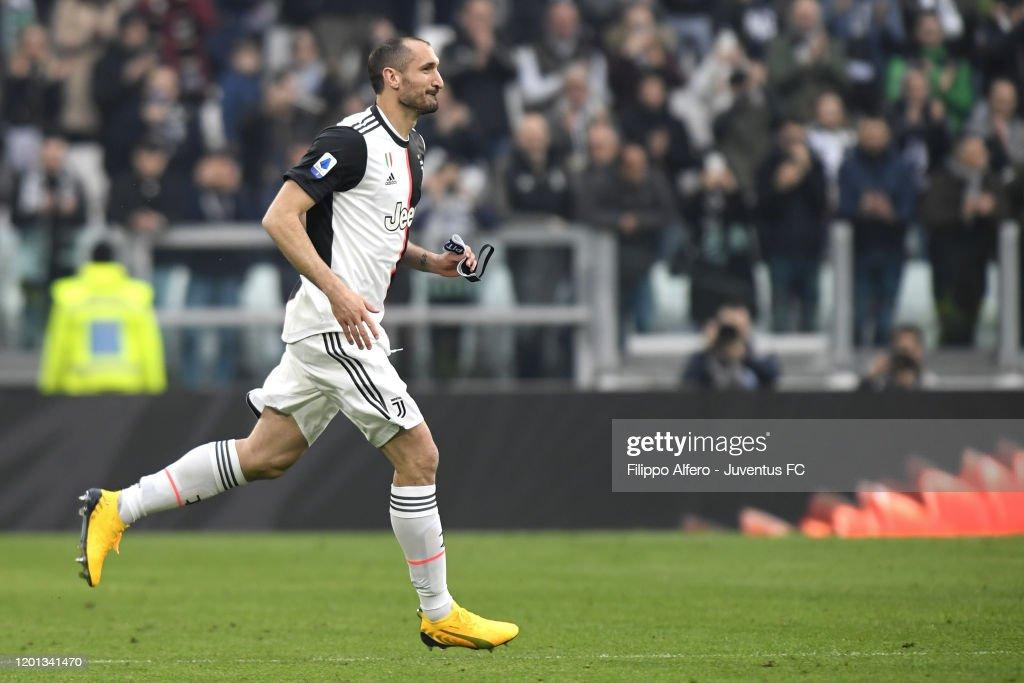 Juventus v Brescia Calcio - Serie A : News Photo