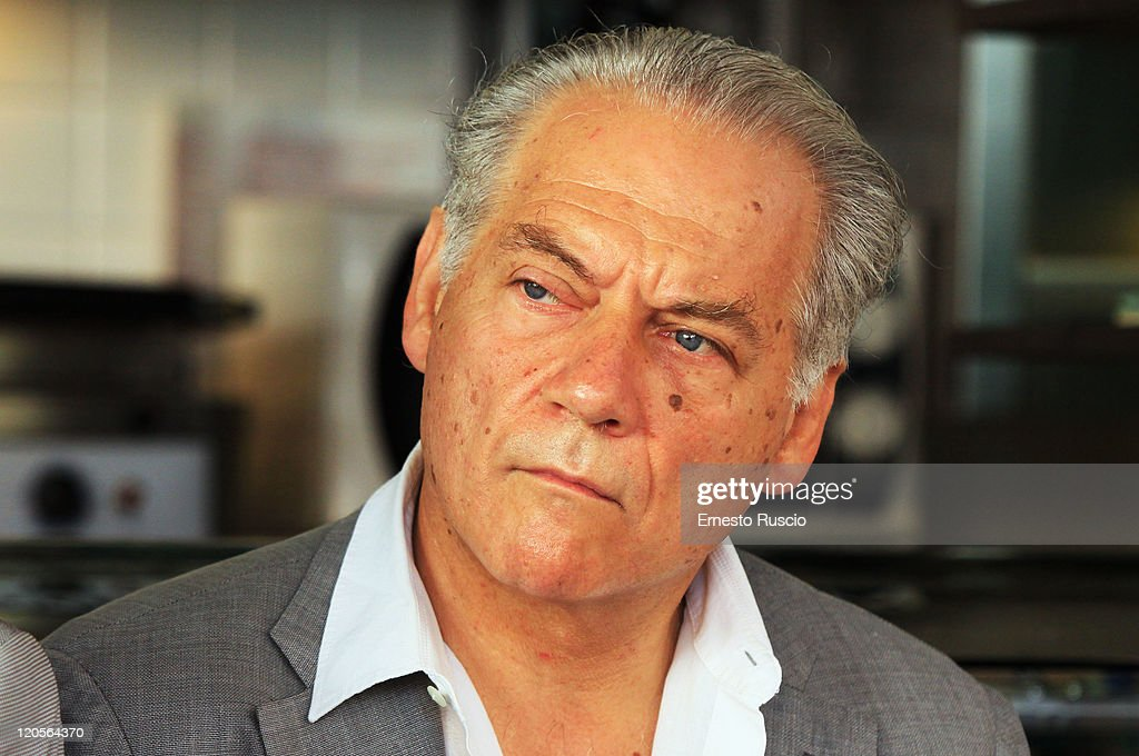 On The Set Of 'Il Delitto Di Via Poma' Television Fiction : News Photo
