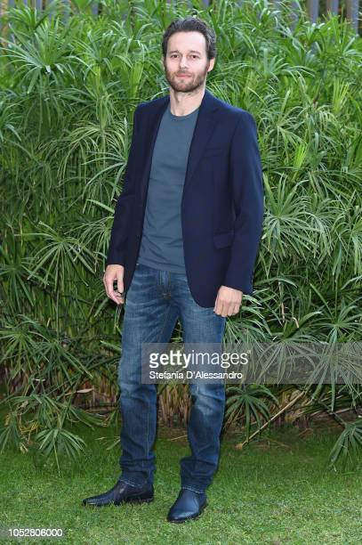Giorgio Marchesi attends 'L'Allieva 2' photocall at RAI Viale Mazzini on October 23 2018 in Rome Italy