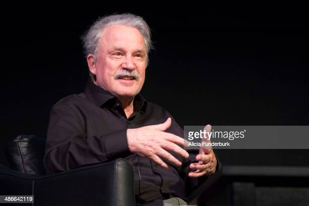 Giorgio Moroder talks during Moogfest 2014 on April 25 2014 in Asheville North Carolina