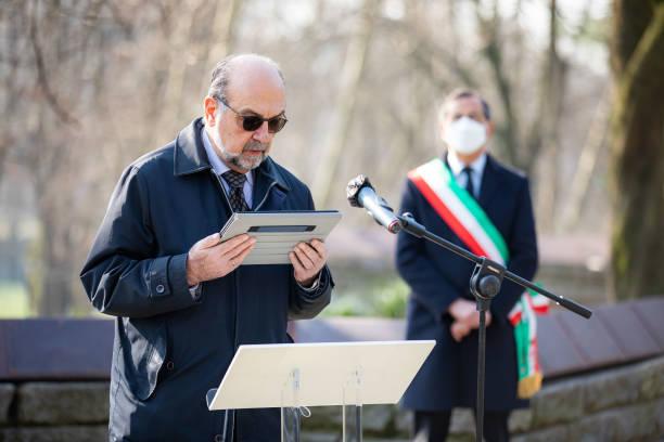 ITA: Giornata Dei Giusti Dell'Umanità Celebration Day In Milan
