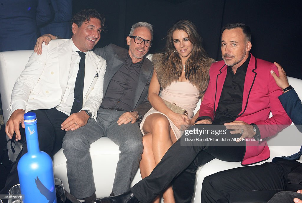 La Nuit Des Etoiles: Woodside End Of Summer Party To Benefit The Elton John AIDS Foundation