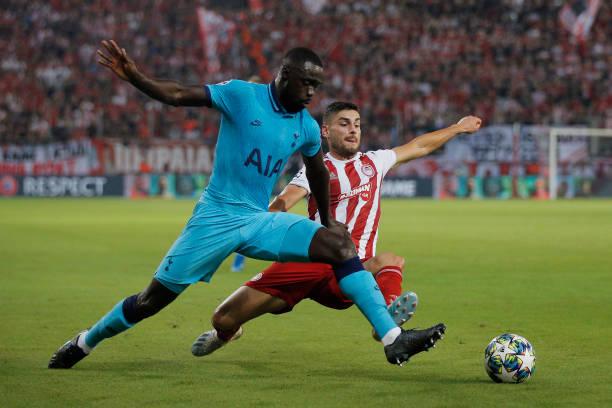 GRC: Olympiacos FC v Tottenham Hotspur: Group B - UEFA Champions League