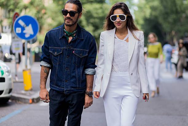 Mens Fashion Editors During Women S Fashion Week