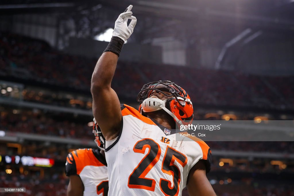 Cincinnati Bengals v Atlanta Falcons : News Photo