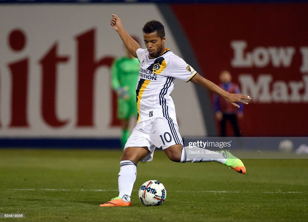 Los Angeles Galaxy v San Jose Earthquakes : News Photo