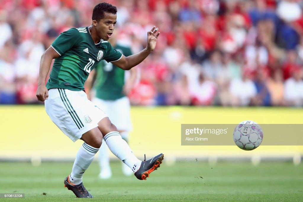 Denmark v Mexico - International Friendly : News Photo