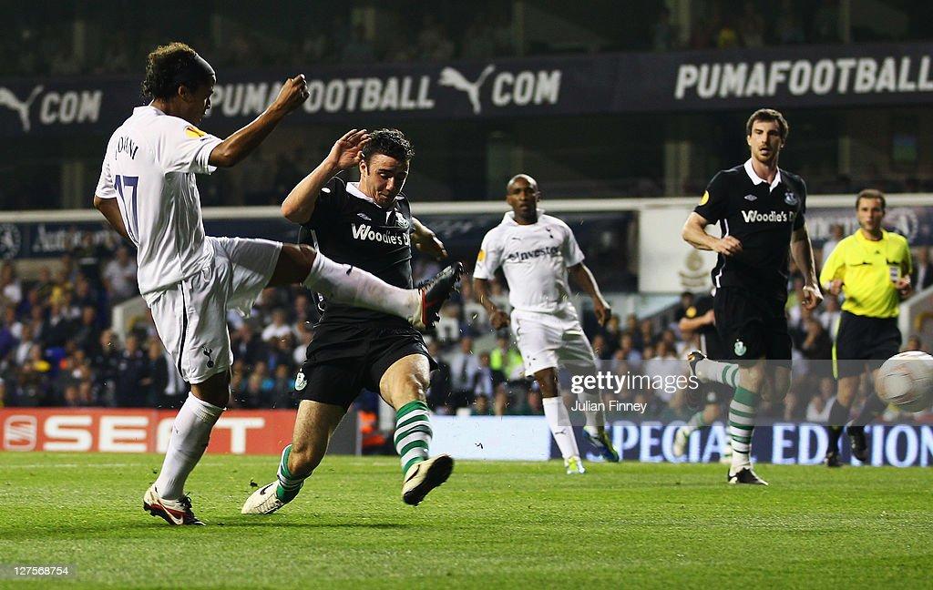 Tottenham Hotspur FC v Shamrock Rovers FC - UEFA Europa League